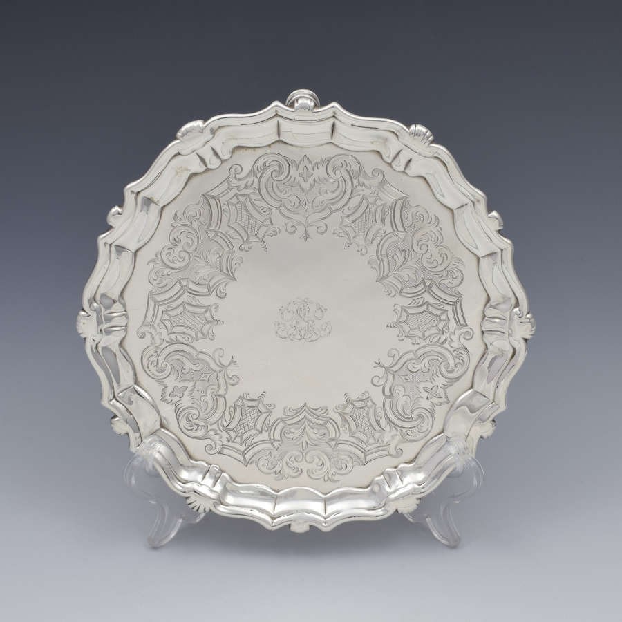 Salvers, Waiters & Trays