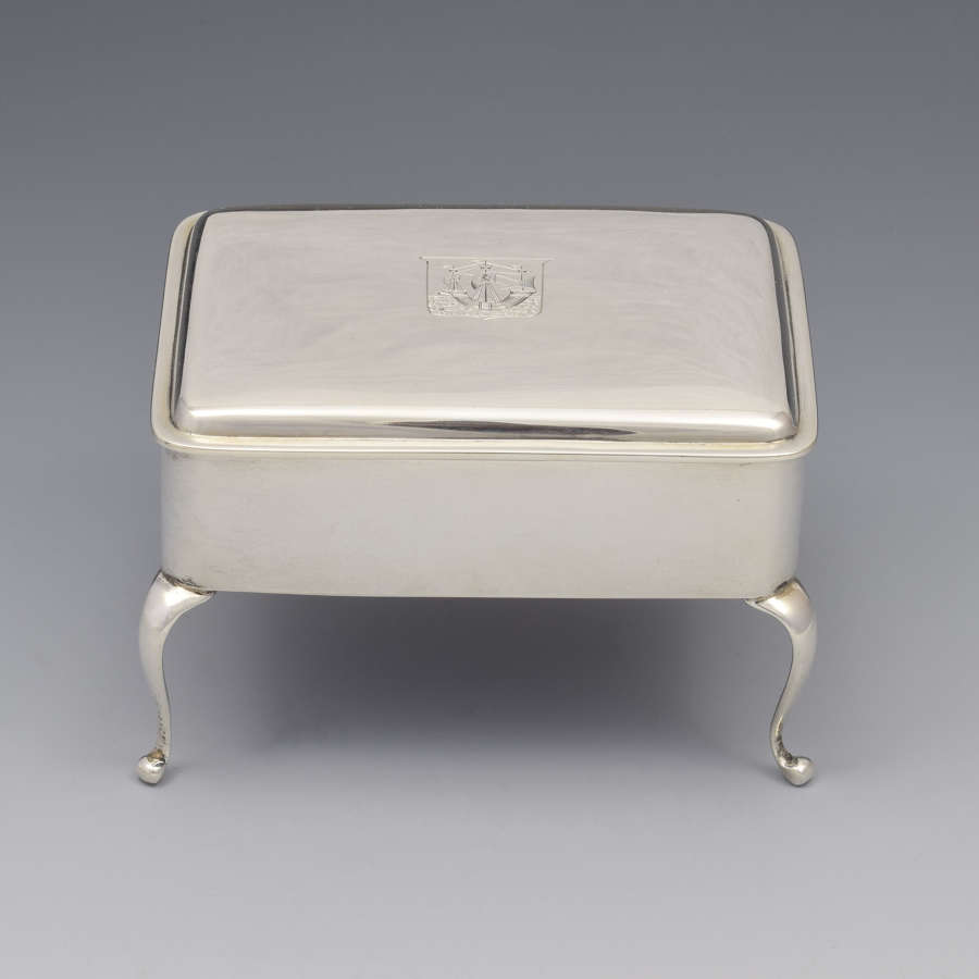 Jewellery Caskets