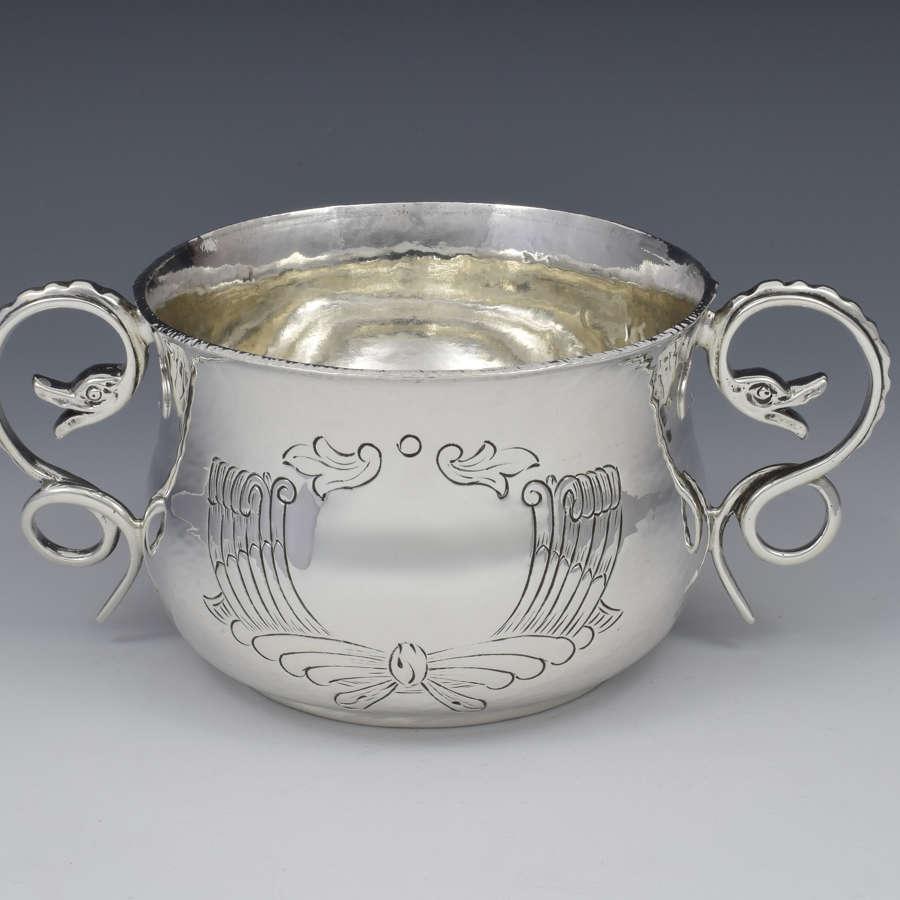 Caudle Cups / Porringers / Loving Cups