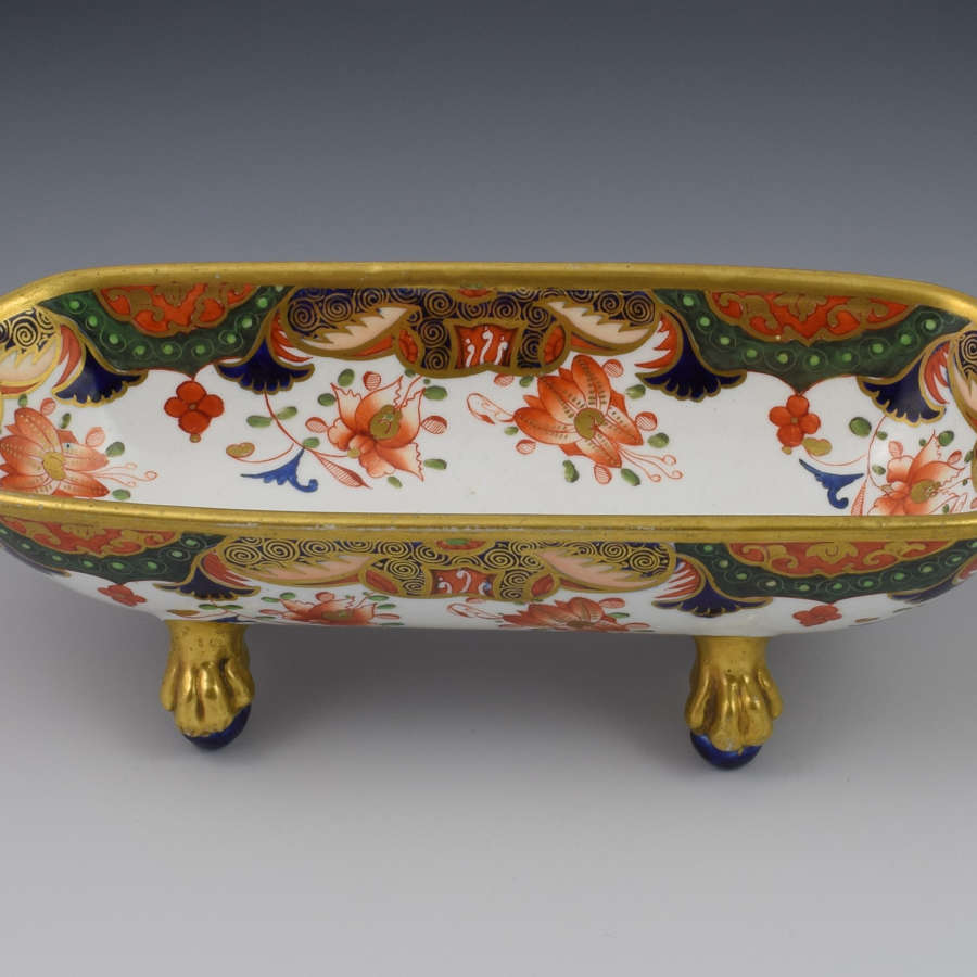 Spode Regency Japan Imari Pattern Pen Tray, c.1820
