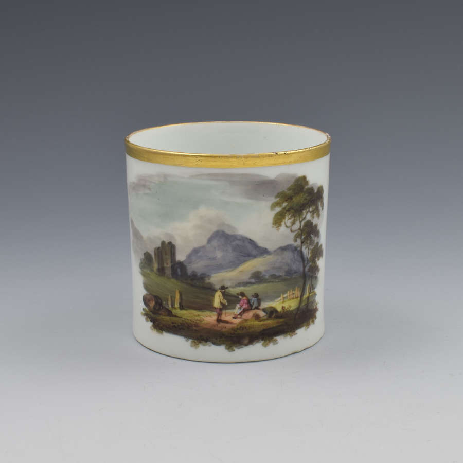 Herculaneum Samuel Williams Style Coffee Can c.1810