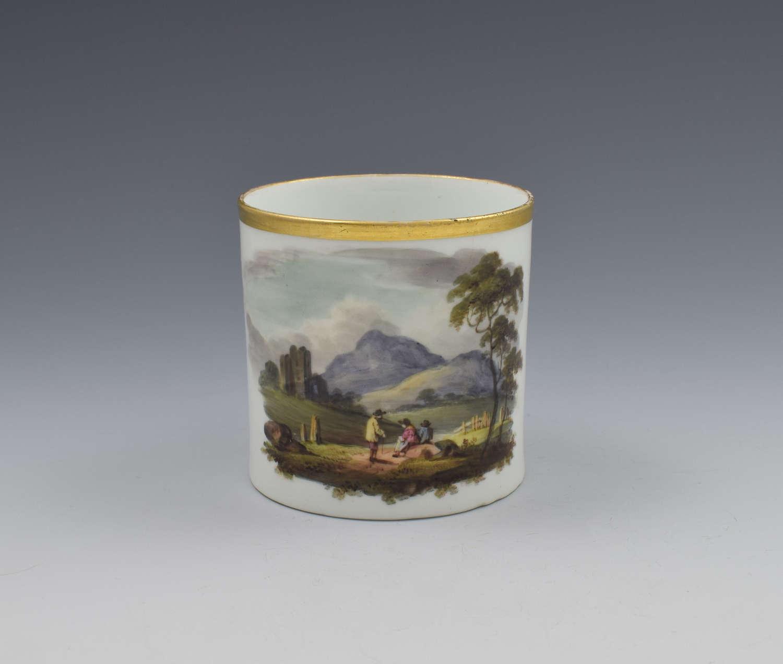 Herculaneum Samuel Williams Style Coffee Can c.1810