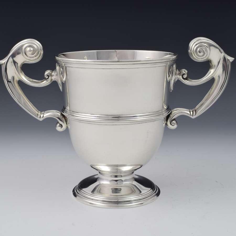 Victorian Silver Loving Cup Charles Stuart Harris Trophy