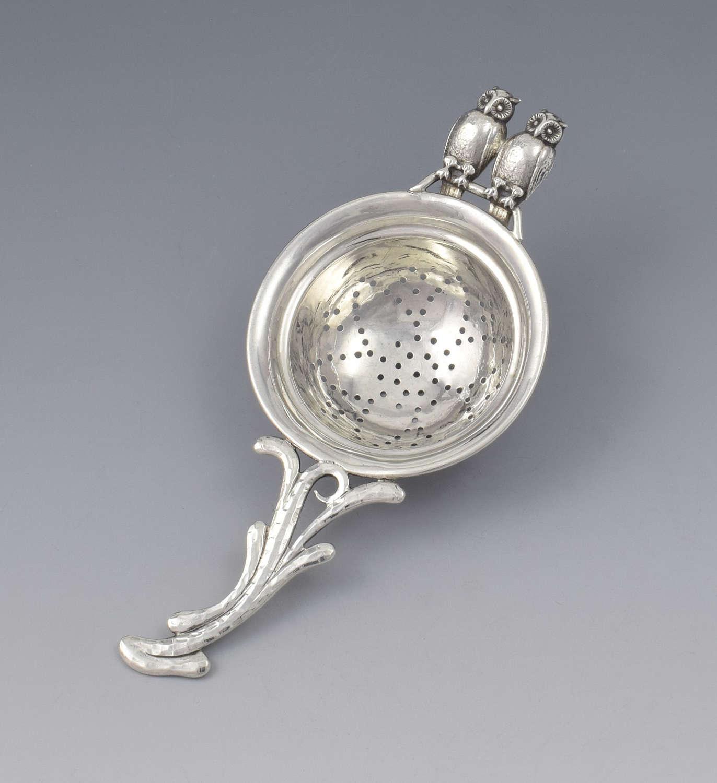 Edwardian Novelty Silver
