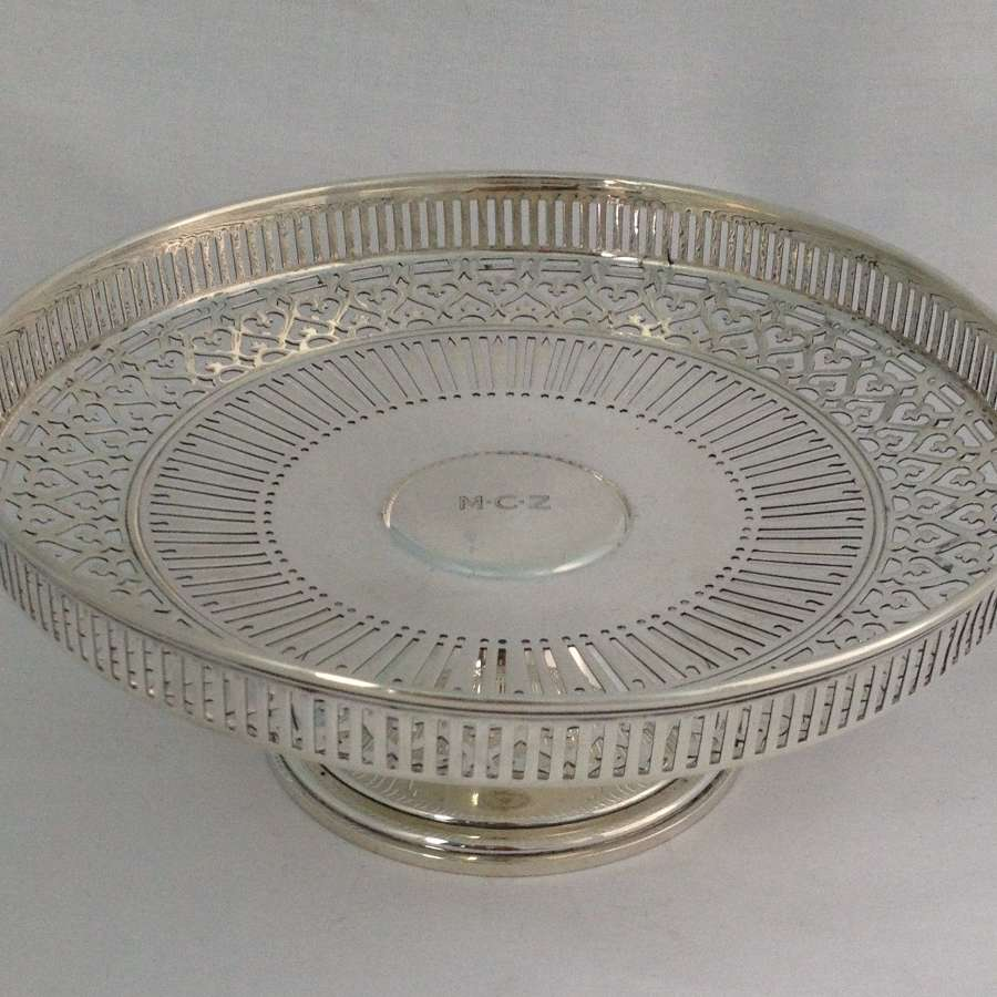 Tiffany & Co. Sterling Silver Tazza Comport 7 1/2