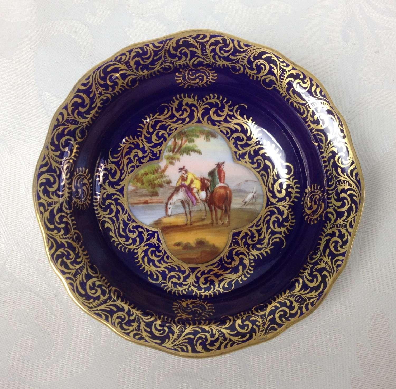 Small Meissen Trinket Pin Dish c.1880