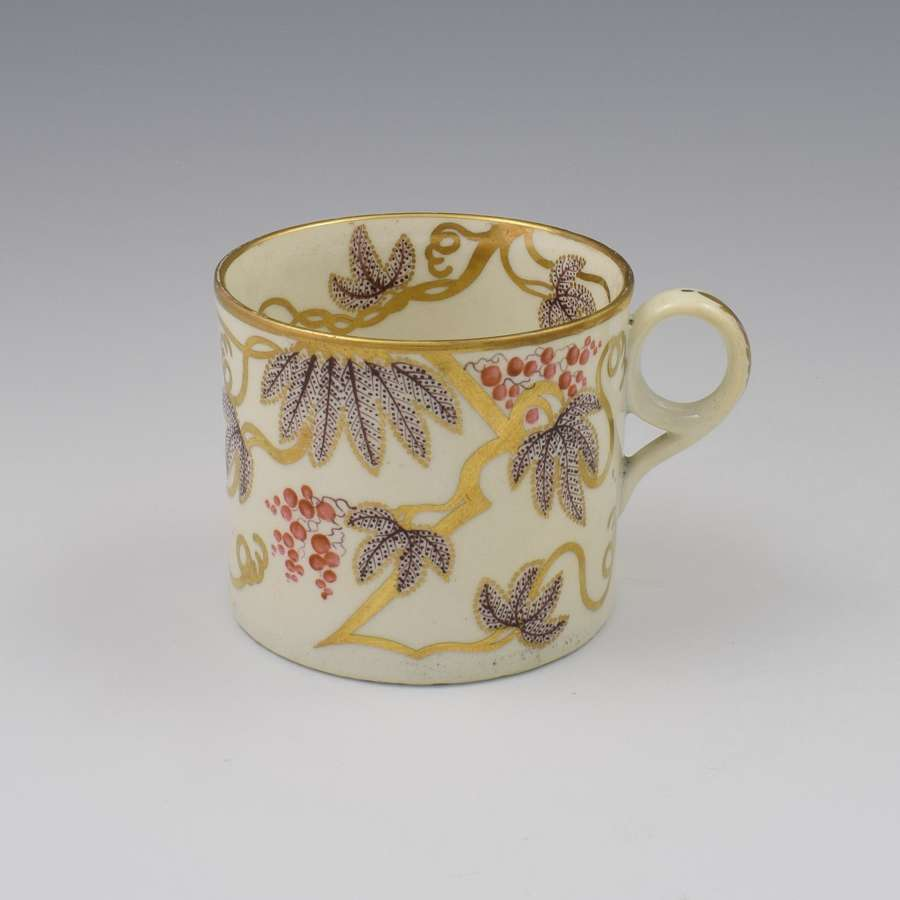 Regency Minton Porcelain Coffee Can Pattern 85 c.1805