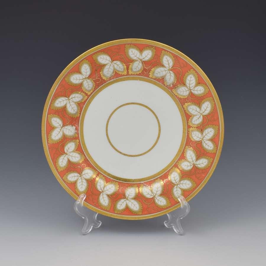 Barr, Flight & Barr Worcester Porcelain Dessert Plate c.1810
