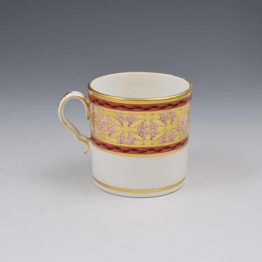Georgian Spode Porcelain Coffee Can Pattern 643 c.1800